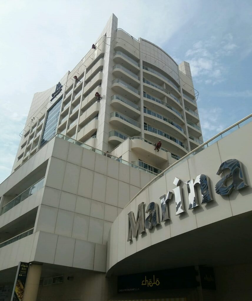 Marina View Towers
