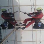 Facade sealant services Dubai